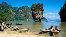 Чартер в Тайланде